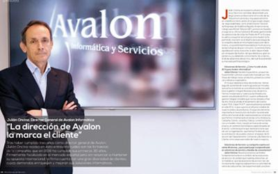 Entrevista al Director General de Avalon, Julian Oncina