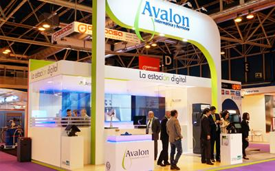 Avalon presenta la Estación Digital en Motortec